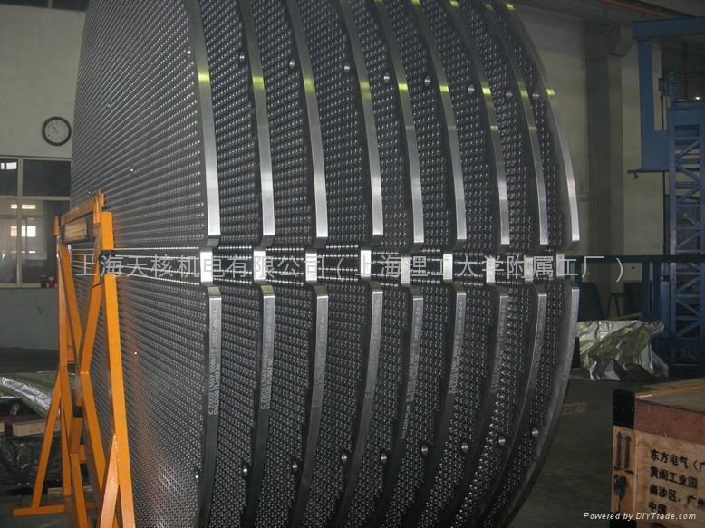 蒸汽发生器管子支撑板 2