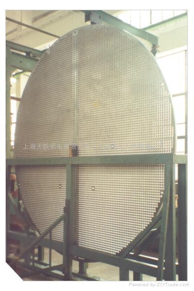 蒸汽发生器管子支撑板