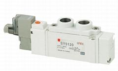 日本SMC標準SY71205120等電磁閥