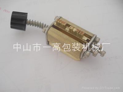 最新型电动色带打码机 2