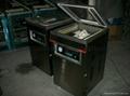 單室400型真空包裝機/電池材
