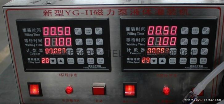雙表雙泵灌裝機 2