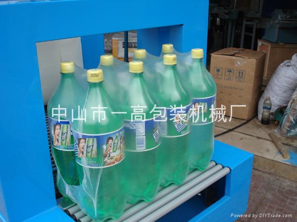 PE 热收缩包装机 3