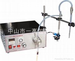 單頭磁力泵灌裝機(光電自動感應型)