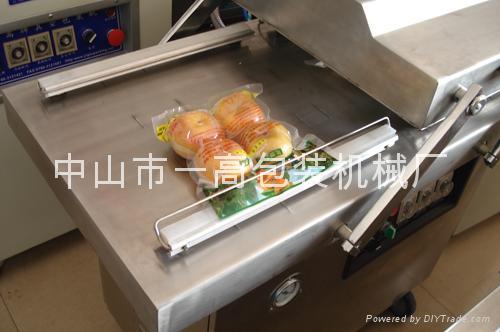 500双室真空包装机/腊肠腊肉真空包装机/广东真空包装机 2