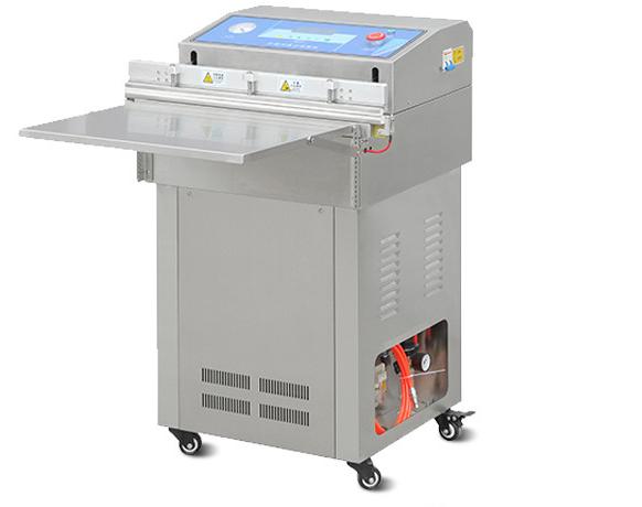 600外抽式真空充气包装机/LED真空包装机 1
