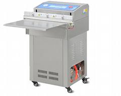 600外抽式真空充气包装机/LED真空包装机