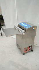 Pneumatic vacuum packing machine