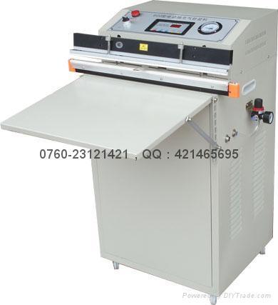 外抽式真空充气包装机(VS-600)电子原件真空包装机 1