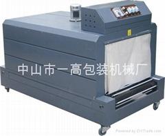 新型低台6040型熱收縮包裝機
