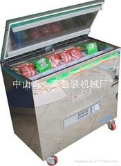 650茶空包装机/立式真空包装机/立式粉末真空包装机