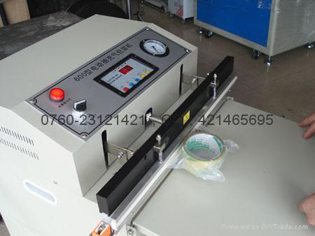 外抽式真空充氣包裝機(VS-600)電子原件真空包裝機 4