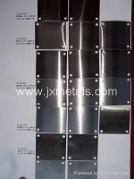 tantalum foil ASTM F 560 for surgical implants