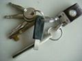 Key Ring Flint Magnesium Firestarter for