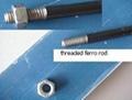 Threaded Ferro Rods Ferrocerium flint