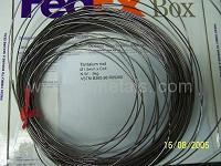 Tantalum tungsten wire+ Tantalum tungsten rod