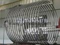 Tantalum coil heat exchanger Tantalum heat exchanger