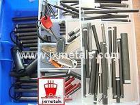 "1/4""x3"" Ferrocerium Flint Rod -Mischmetal Flint Fire Starter- Metal Match"