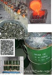 Cerium Mischmetal Alloying Additive of Ferro Silicon Magnesium(FeSiMg)