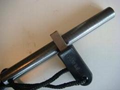 """1/2""""x5""""Firesteel -Army model -Fire Steel-Firesteels flintsteel firestrikers"""