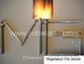 Magnesium rod + Magnesium bar -Magnesium