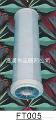 平頭網狀活性碳芯