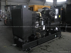 diesel generator with FPT Iveco EPA engine 60hz