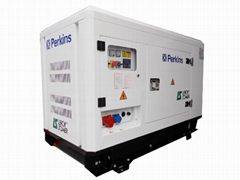 diesel generator with UK Perkins engine