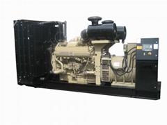 diesel generator with Cummins generator QST30-G4