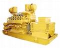 CHP gas generator