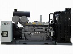 diesel generator Perkins engine 1000kva 4008TAG2A