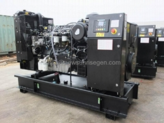 Perkins power generator set 200kw/250kva,with engine 1306C-E87TAG6