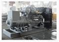diesel generator set 640kw/800kva,with Perkins engine 4006-23TAG3A