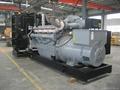 800kw/1000kva diesel generator 50hz/60hz,with Perkins engine 4008TAG2A