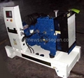 diesel generator 8kw/10kva standby,with Perkins engine 403D-11G/403A-11G1
