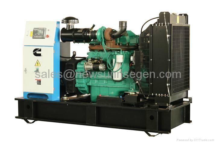 Cummins diesel generator 56kva/45kw,with Cummins engine 4BTA3.9-G2