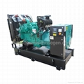 Cummins diesel generator 100kva/80kw,with Cummins engine 6BT5.9-G1/6BT5.9-G2