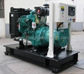 40kva open frame Cummins diesel generator,with Cummins engine 4B3.9-G1/G2