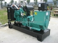 Cummins diesel generator open frame 100kw/125kva,with Cummins engine 6BTA5.9-G2
