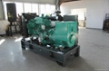 Cummins diesel generator open type 200kw/250kva,with Cummins engine 6LTAA8.9-G2