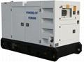 Perkins diesel generator set 30kva