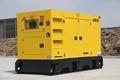 Perkins diesel generator set 45kva 1103A-33TG1