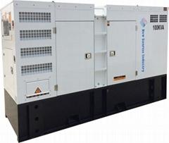 Chinese Fawde(Xichai) diesel generator 100kva