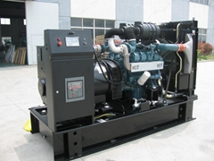 Doosan 150kva generating set, with engine model DP086TA