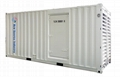 20 feet containerized generator