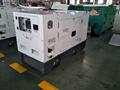 Yanmar generator set 8kva/6.4kw,with engine model 3TNV76-GGE, 50hz/60hz, silent