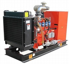natural gas generator 25kva/20kw,Cummins engine HG4B,with open type