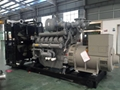 Perkins generator set  open type 800kva/640kw ,engine 4006-23TAG3A