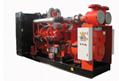 natural gas generator 625kva/500kw,Cummins engine HGK38,with open type,50hz