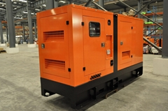 Cummins generator set silent type 200kw/250kva,with engine 6LTAA8.9-G2,50/60hz